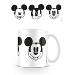 Mickey Mouse Mug Faces