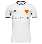 2016-2017 FC Basel Adidas Away Football Shirt