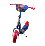 DC COMICS Justice League 10 Inch Cross Scooter with Adjustable Handlebar