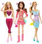 Barbie Toy 228527