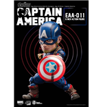 Avengers Age of Ultron Egg Attack Action Figure Captain America 15 cm