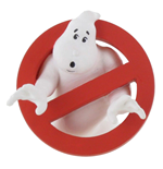 Ghostbusters Mini Figure Logo 5 cm