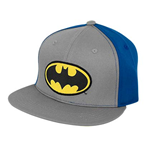BATMAN Two-Tone Flat Bill Hat