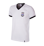 St. Mirren 1962/63 Short Sleeve Retro Shirt 100% cotton