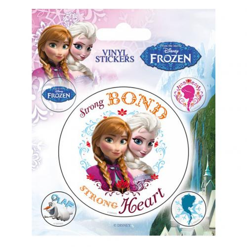 Frozen Stickers