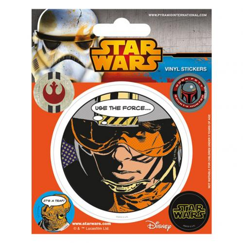 Star Wars Stickers Rebellion
