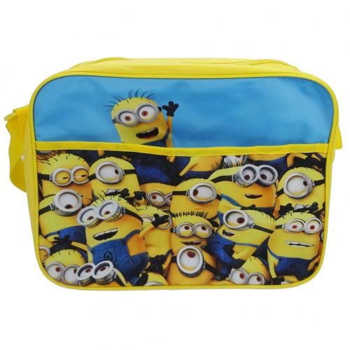 Despicable Me Messenger Bag Minons
