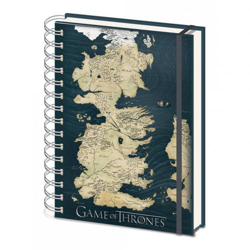 Game Of Thrones A5 Notebook
