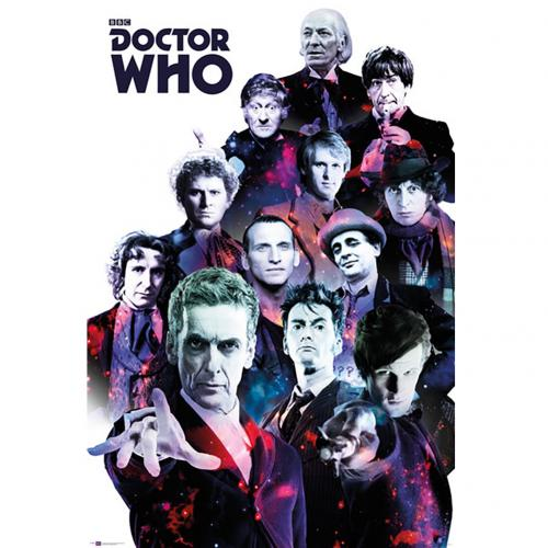 Doctor Who Poster Cosmos 220