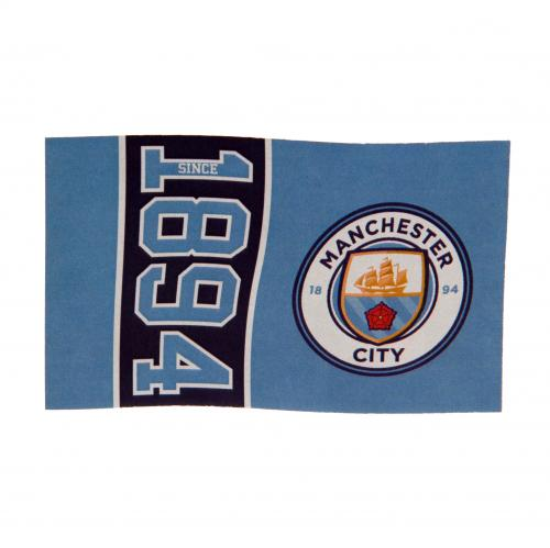 Manchester City F.C. Flag SN