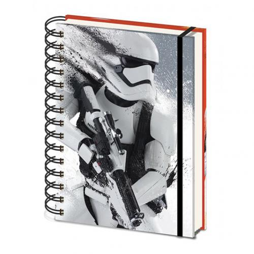 Star Wars A5 Notebook Stormtrooper