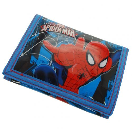 Spider-man Nylon Wallet