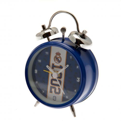 Real Madrid F.C. Alarm Clock ES