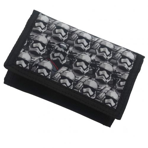 Star Wars the Force Awakens Nylon Wallet