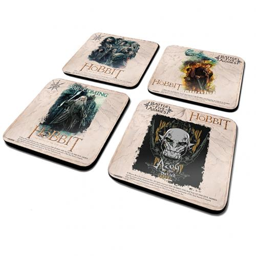 The Hobbit Coaster Set