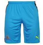 2016-2017 Newcastle Away Goalkeeper Shorts (Blue)