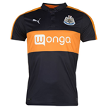 2016-2017 Newcastle Away Football Shirt