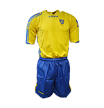 2011-12 Frosinone Home Football Shirt (and free shorts)