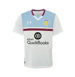 2016-2017 Aston Villa Away Football Shirt