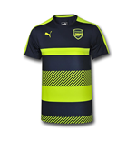 2016-2017 Arsenal Puma Training Jersey (Peacot-Yellow) - Kids