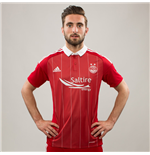 2016-2017 Aberdeen Adidas Home Football Shirt