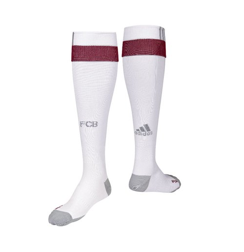 2016-2017 Bayern Munich Adidas UCL Football Socks (White)