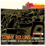 Vynil Sonny Rollins - At The Music Inn