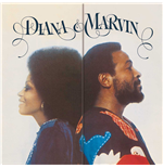 Vynil Marvin Gaye - Diana & Marvin