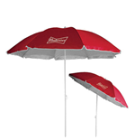 BUDWEISER Beach Umbrella