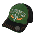 GUINNESS Green Harp Bottle Opener Hat