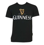GUINNESS Distressed Logo Tee Shirt