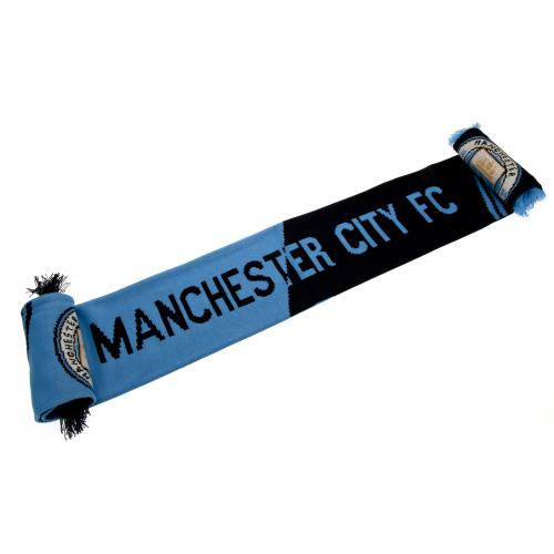 Manchester City F.C. Scarf VT