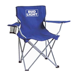 BUD LIGHT Tailgate Chair