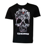 The WALKING DEAD Skull Logo Tee Shirt