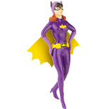 Batman 1966 Bendable Figure Batgirl 14 cm