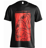 Game of Thrones T-Shirt Targaryen Red