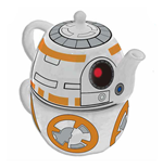 Star Wars Episode VII Teapot & Mug BB-8 14 cm