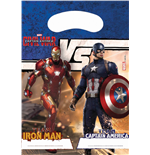 Captain America Accessories 230034