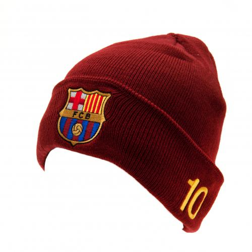 F.C. Barcelona Knitted Hat TU Messi