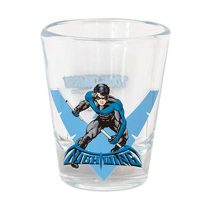 NIGHTWING Shot Glass