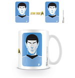 Star Trek 50th Anniversary Mug Pop Spock