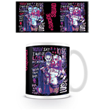 Suicide Squad Mug Watch Them Burn