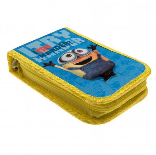 Minions 3D Filled Pencil Case