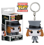 Alice Through the Looking Glass POP! Vinyl Keychain Mad Hatter 4 cm