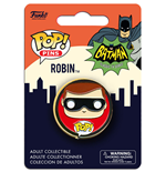 DC Universe POP! Pin Badge 1966 Robin