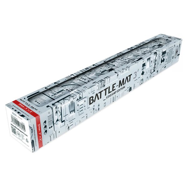 Ultimate Guard Battle-Mat 3' Starship 91 x 91 cm