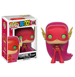 Teen Titans Go! POP! Television Vinyl Figure Starfire as The Flash 9 cm