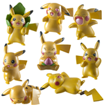 Pokemon Metallic Mini Figures 4-Pack 5 cm