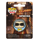 The Flash POP! Pin Badge Captain Cold