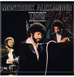 Vynil Monty Alexander Trio - Live! At The Montreux Fe